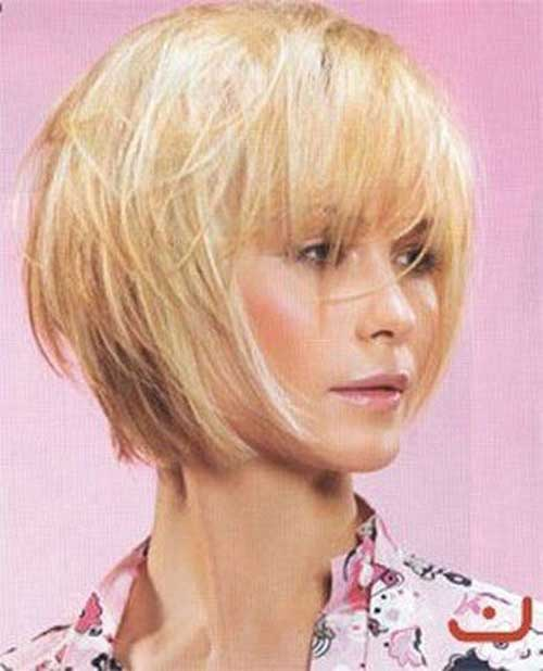 Best Layered Bob Hairstyles 2015