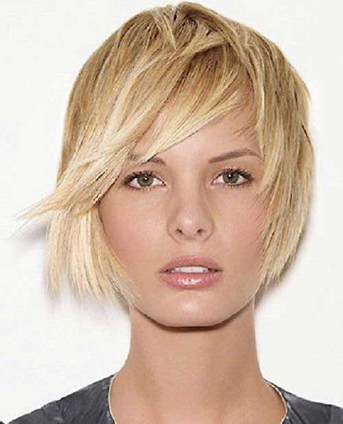 Layered Short Bobs 2016