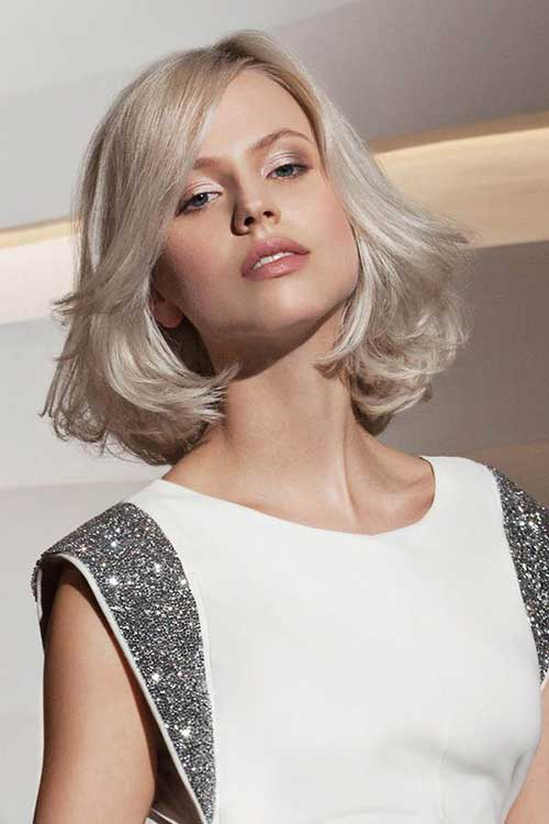 Best Light Ash Bob Haircuts