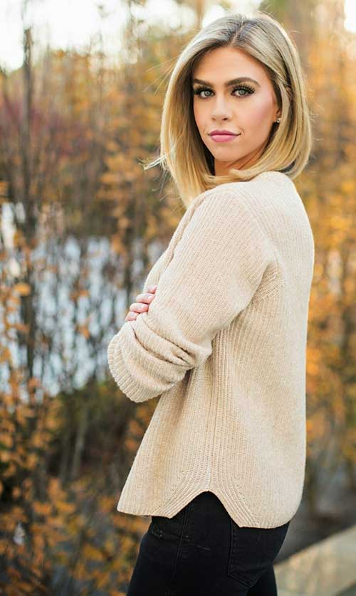 30 blonde long bob hair bob hairstyles 2018 short hairstyles for women. Black Bedroom Furniture Sets. Home Design Ideas