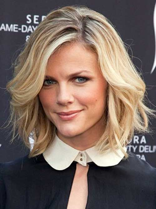 10 Layered Bob Hairstyles for Thick Hair Bob Hairstyles 2015 - Short ...