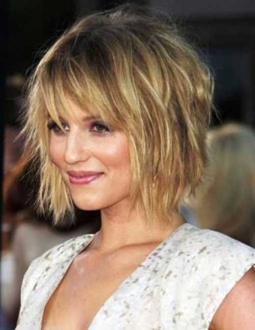Best Messy Bob Layered Hairstyles