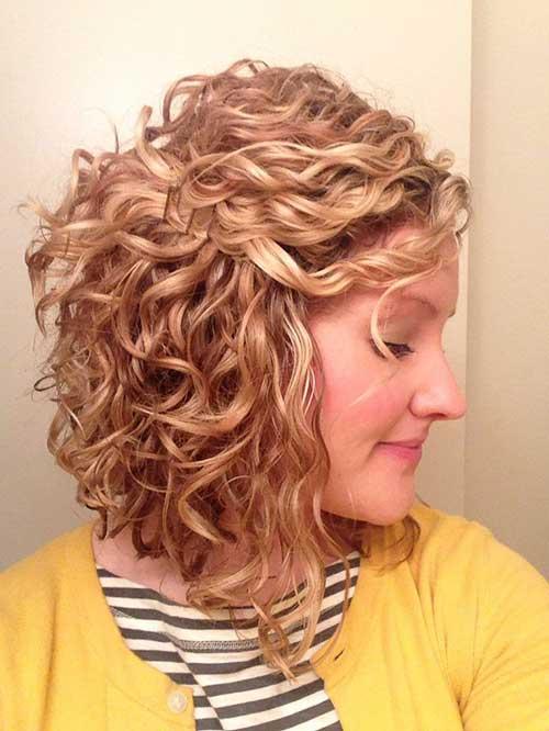 Astonishing 20 Curly Short Bob Hairstyles Bob Hairstyles 2015 Short Hairstyles For Women Draintrainus