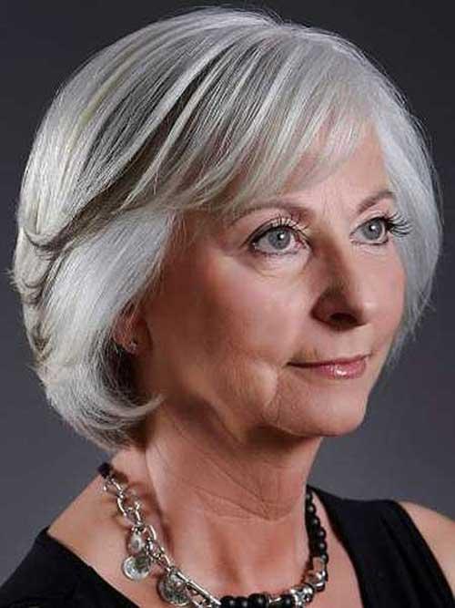 Best Older Women Classy Bob Hairstyles