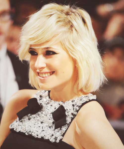 Best Pixie Lott Bob Hairstyles