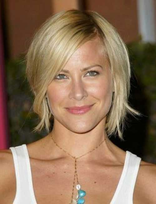 Best Shaggy Bob Hairstyles 2015