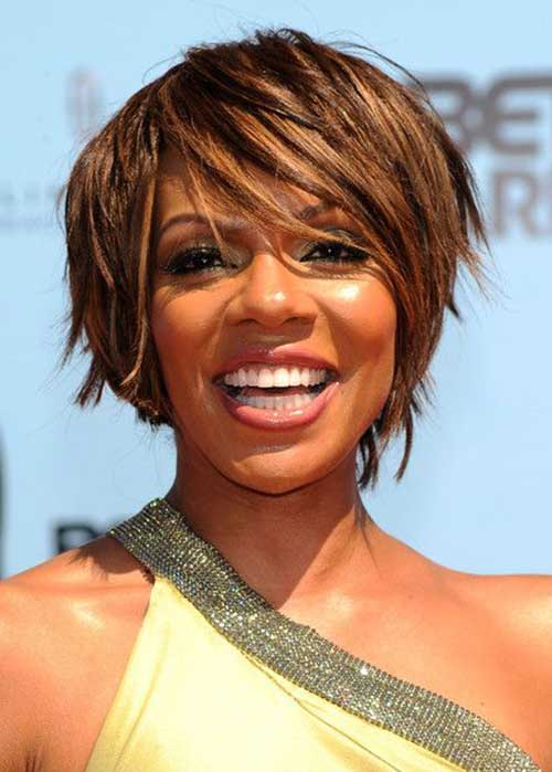 Choppy Short Bob Hairstyles for Women