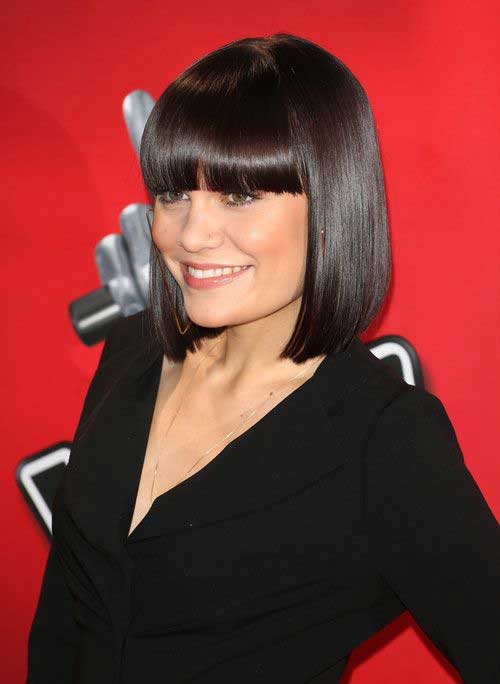 Best Short Bob Straight Hairstyles Ideas