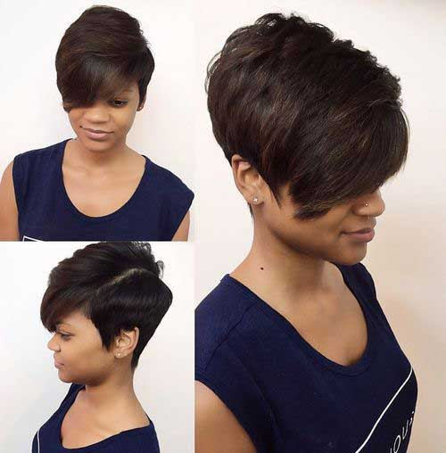 Best Short Bob on Black Women