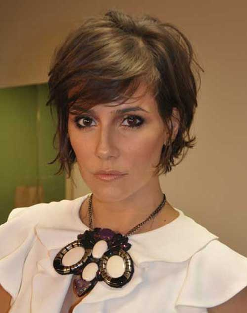 Best Short Layered Pixie Bob Hairstyles