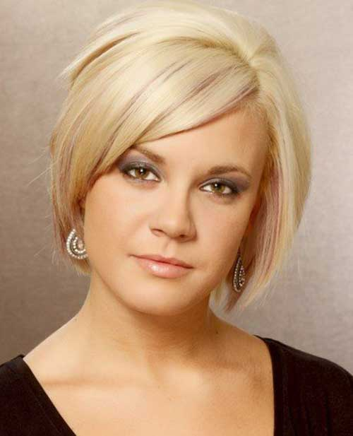 Short Straight Bob Hairstyles for Women
