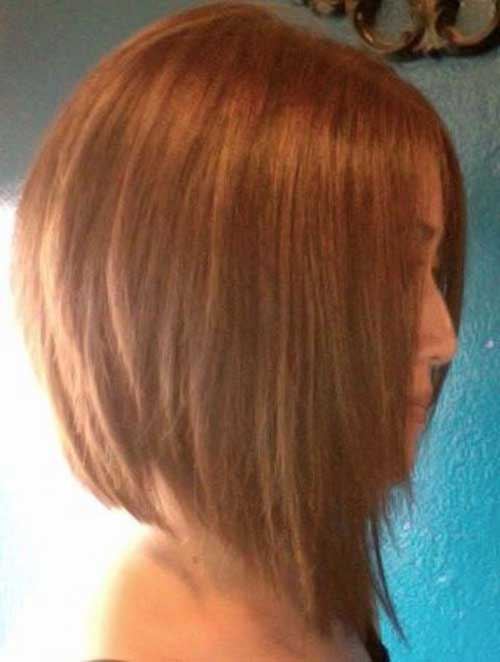 Best Short Thin Layered Bob Hairstyles