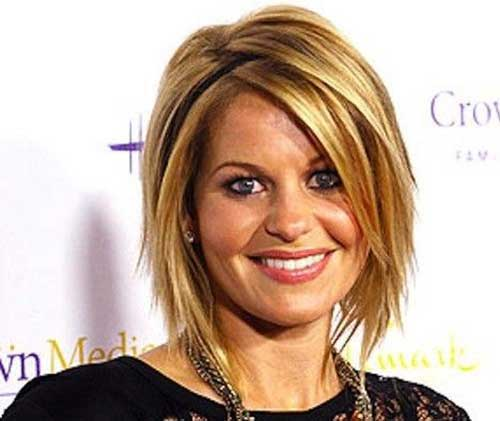 Straight Layered Casual Bob Haircuts