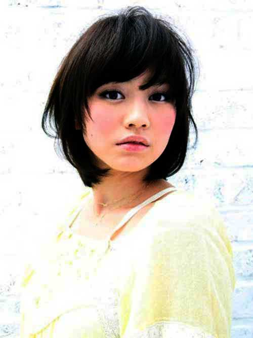 Stylish Asian Bob Haircuts