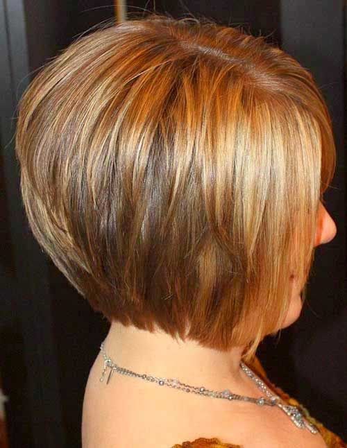 Stylish Ladies Straight Bob Cuts