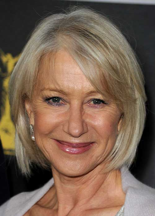 Latest Stylish Short Hairstyles for Women Over 50
