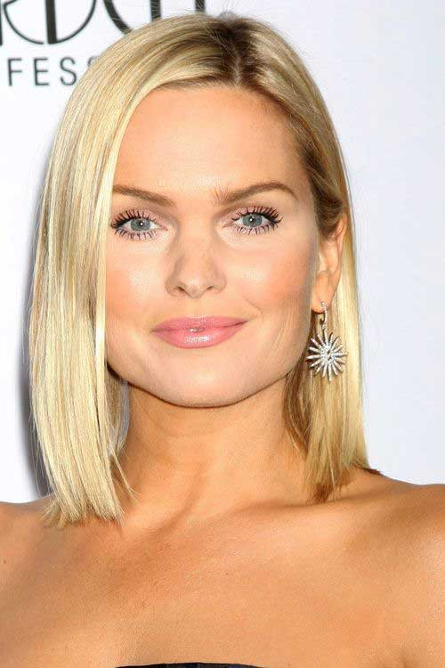 Sunny Mabrey Classic Bob Hairstyles