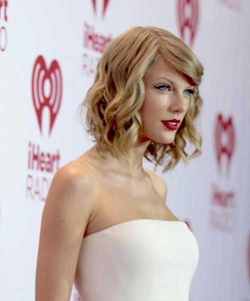 Best Taylor Swift Bob Haircuts