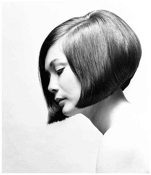 Vidal Sassoon Inverted Bob for Fine Hair