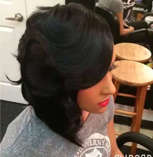 Bob Hairstyles for Black Women-13