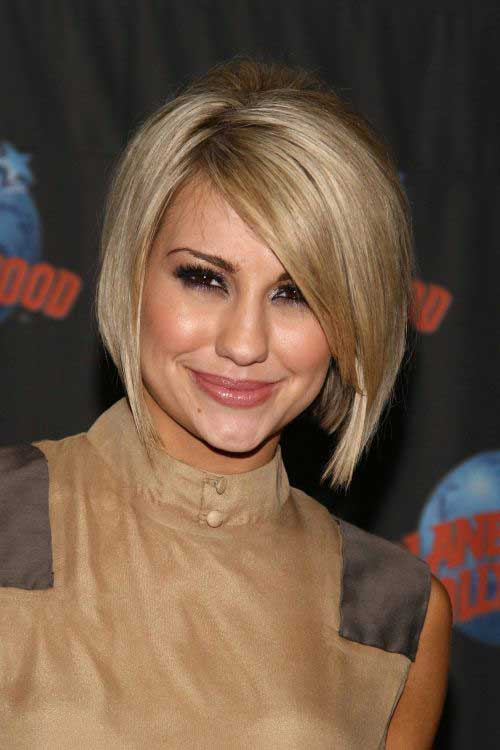 Bob Haircuts for Round Faces-9