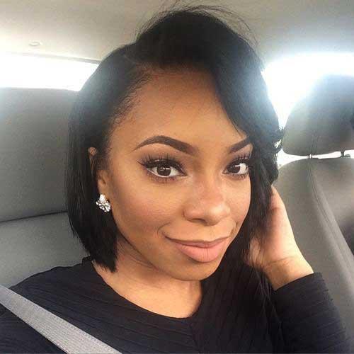 20 Black Women Short Bobs Bob Hairstyles 2018 Short