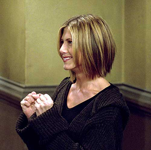 Jennifer Aniston Short Bob-10