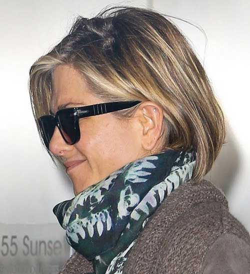 Jennifer Aniston Short Bob-11