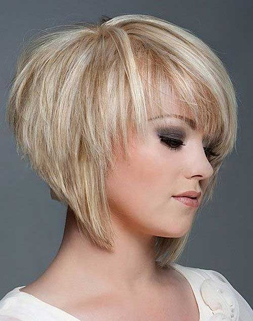25 New Short Layered Bobs | Bob Hairstyles 2018 - Short Hairstyles for Women