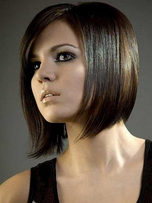 Bob Cuts For Oval Faces-12