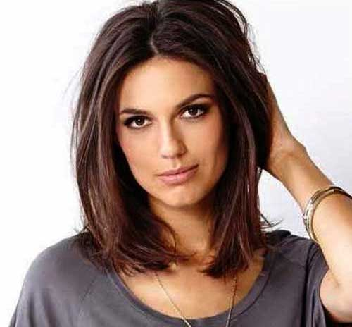 Long Bob Hair Styles-12