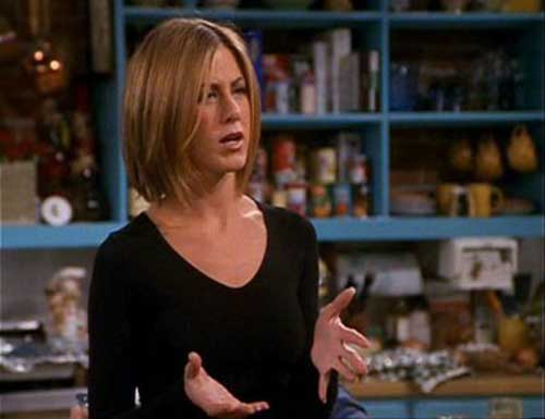 Jennifer Aniston Short Bob-13