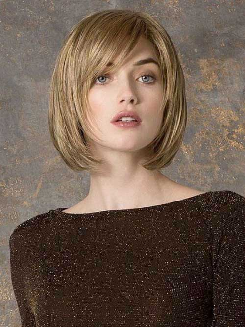Bob Cuts For Oval Faces-14
