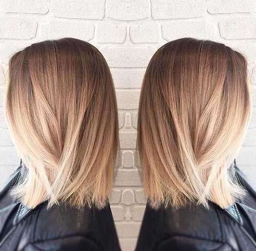Long Bob Hair Styles-14