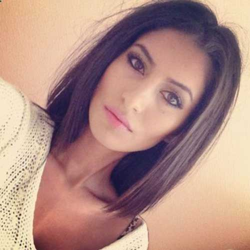 Marvelous 30 Brunette Bob Hairstyles 2015 2016 Bob Hairstyles 2015 Hairstyle Inspiration Daily Dogsangcom