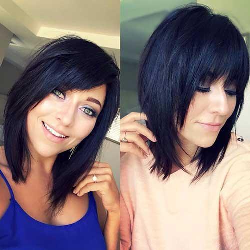 Brunette Bob Hairstyles 2015-17