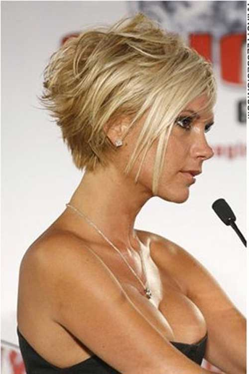 How To Style Hair Like Victoria Beckham 20 Victoria Beckham Short Bob  Bob Hairstyles 2017  Short .