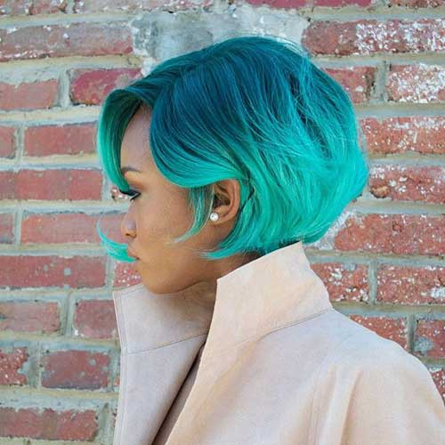 Black Women Bob Haircuts 2016-18