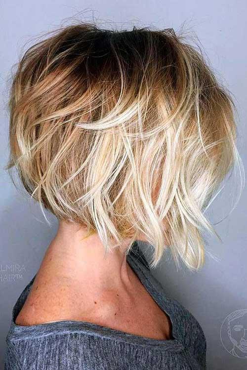 Most beloved layered bob styles bob hairstyles 2017 short layered bob hairstyles 18 urmus Gallery