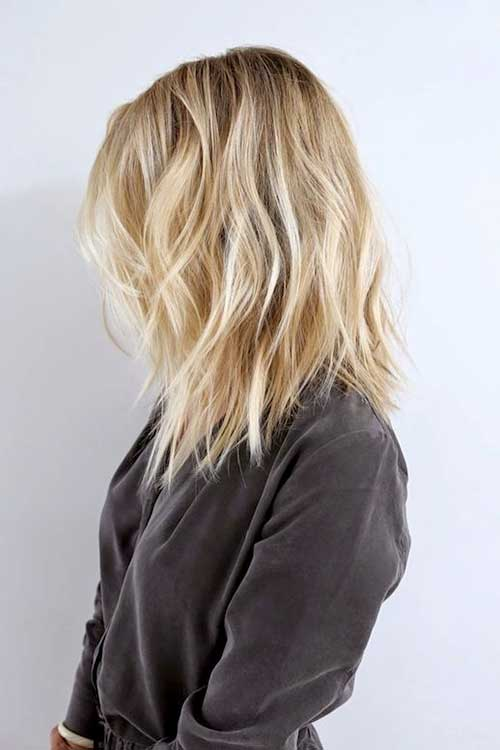 Long Layered Wavy Haircuts