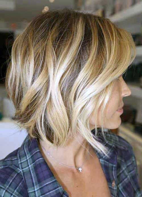 Short Bob Hairstyles For Women-19