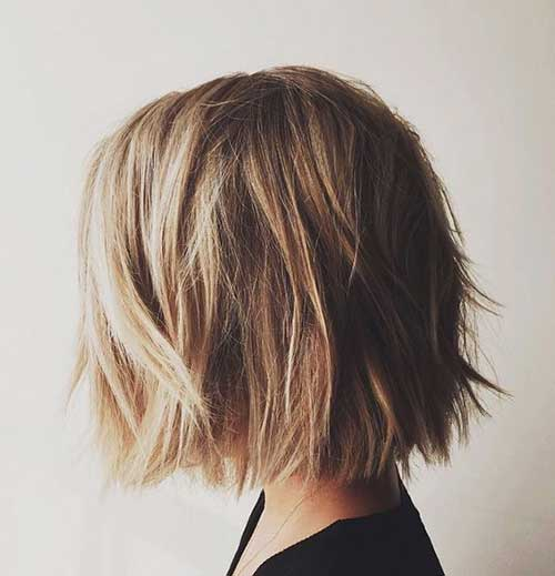 Short Layered Bobs-21