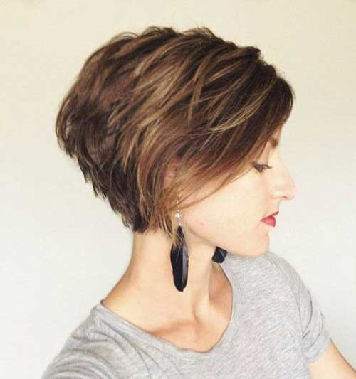 Short Bob Hairstyles For Women-22