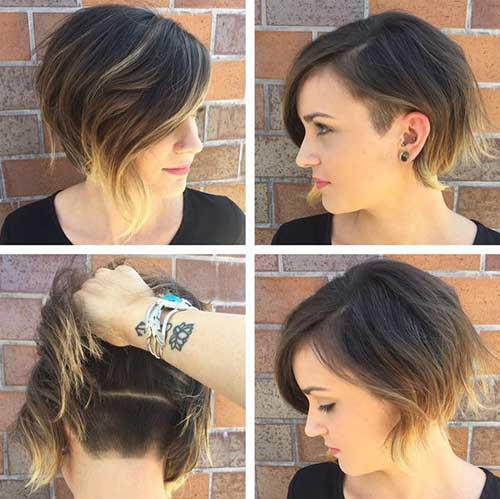 25 Good Asymmetrical Bob Haircuts | Bob Hairstyles 2018 - Short Hairstyles for Women