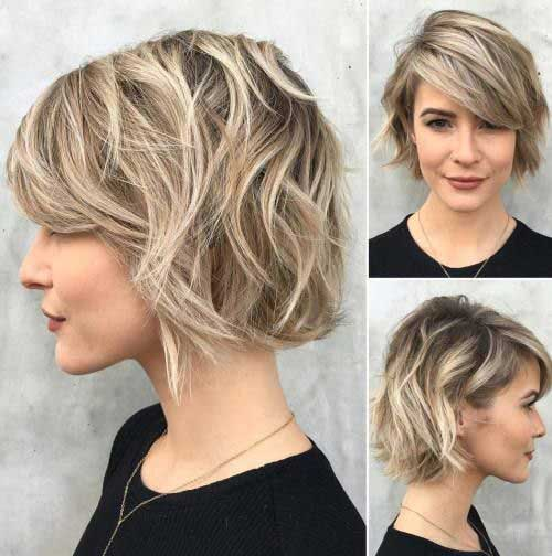Short Bob Hairstyles For Women-26