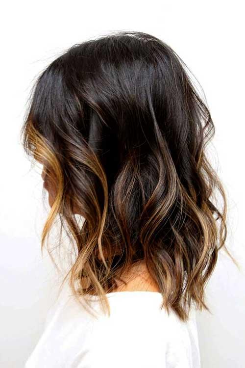 Brunette Bob Hairstyles 2015-27