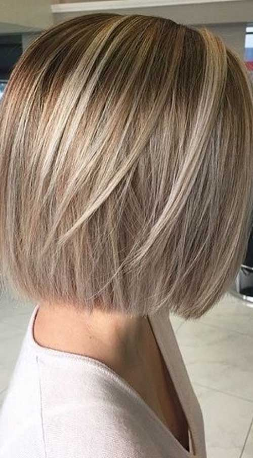 New Model Hair Style : 30 New Bob Haircuts 2015 - 2016 Bob Hairstyles 2015 - Short ...