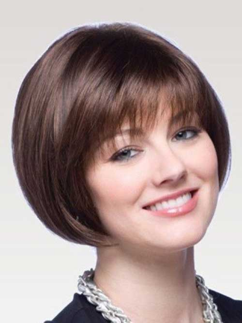 Bob Cuts for Round Faces-6