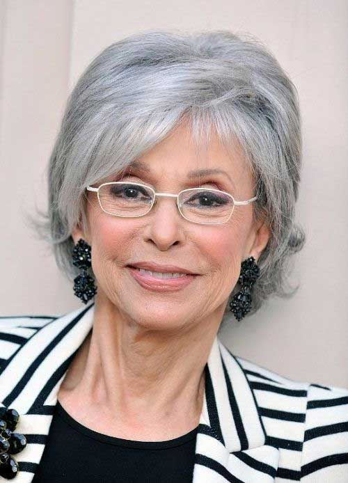 Bob Haircuts for Older Women-6