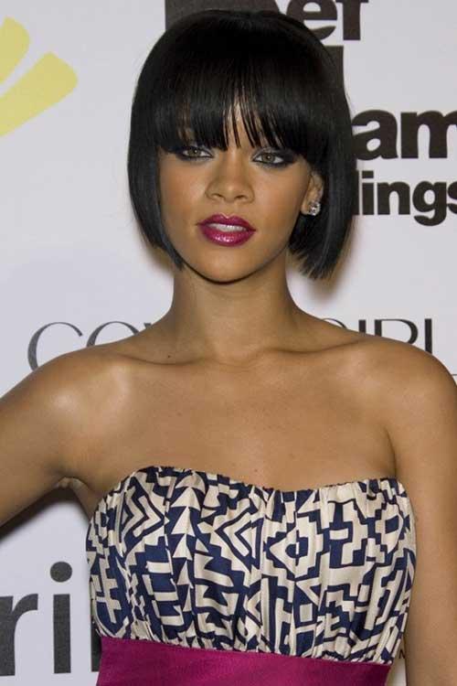 Rihanna Bob Haircuts-6